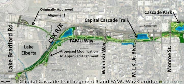 Capital Cascade Trail