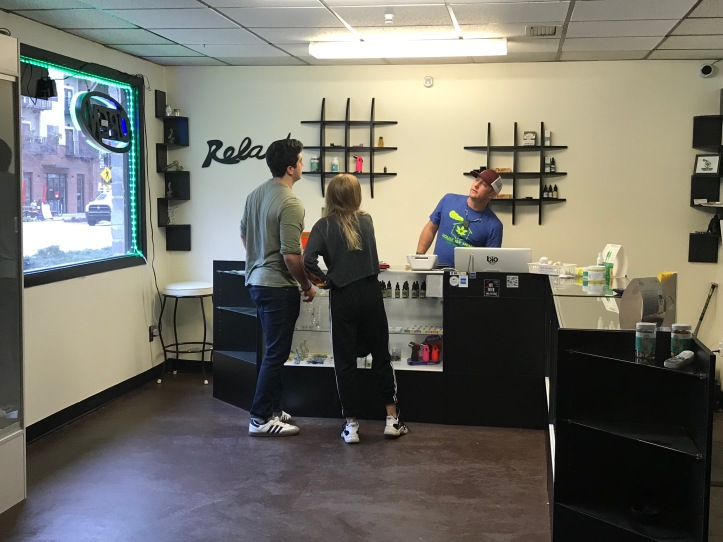 Tallahassee resident opens CBD shop after battle with health